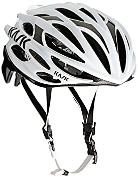 Kask Mojito Cycling Helmet black Bianco/Nero Size:L/59-62 cm