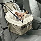 Qianle Pet Car Seat Dog Carrier Puppy Cat Animal Tote Bag Pet Car Seat