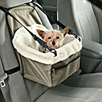 Qianle Pet Car Seat Dog Carrier Puppy Cat Animal Tote Bag Pet Car Seat