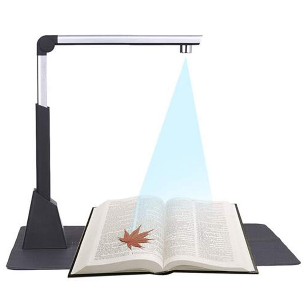 Scanner A3 10 Megapixel Book A3 Document OCR Document Camera Documents CMOS 3672 2856 for Office Book Image by Scanner