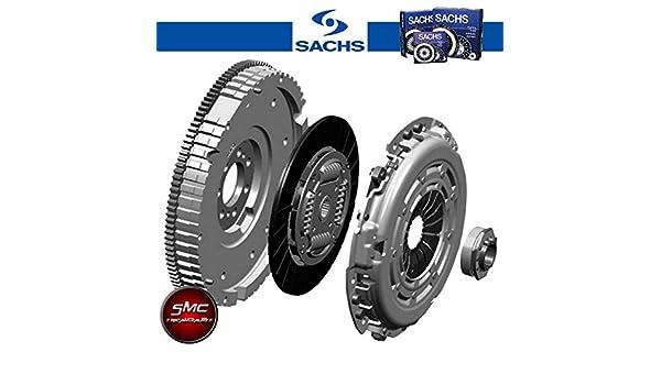 2290601002 Kit Embrague 3 piezas con volante bimassa Original SACHS: Amazon.es: Coche y moto