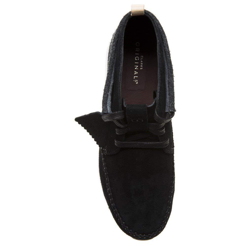 Clarks Originals Tortrack Mid Mens Boots Black