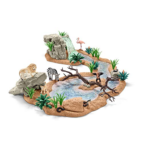 Schleich Great Adventure Waterhole