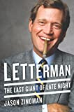 Book - Letterman: The Last Giant of Late Night