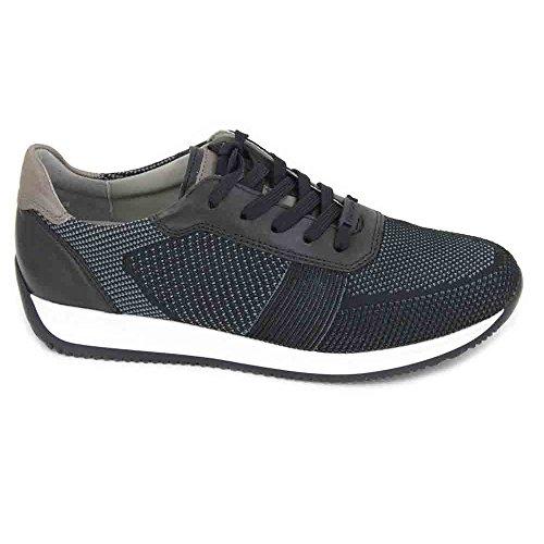 ARA 11-36001-05 Grigio Nero Scarpa Uomo Fusion Sneakers HQqICxXgG
