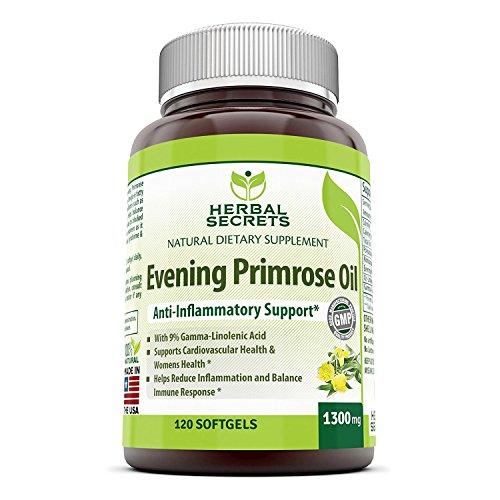 Herbal Secrets Evening Primrose Supplement