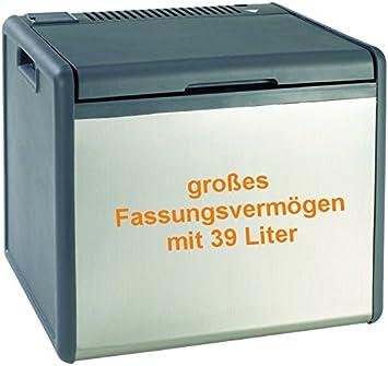 Nevera portátil con 39L. Capacidad, gran refrigerador ...