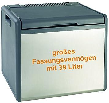 Nevera portátil con 39L. Capacidad, gran refrigerador, también Gas ...
