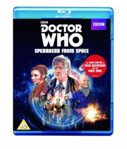 Doctor Who-Spearhead From Space [Blu-ray]