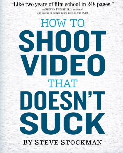 Newly updated and revised, How to Shoot Video That Doesn't Suck is a quick and easy guide that will make your video better instantly—whether you read it cover to cover or just skim a few chapters. It's about the language of video and how to think li...
