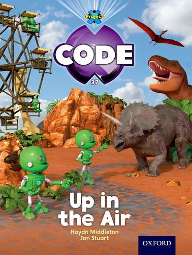 Project X Code: Forbidden Valley Up in the Air