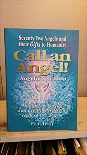 Book Call an Angel!: Angelic Self Help by E. A. Terry (1995-12-06)