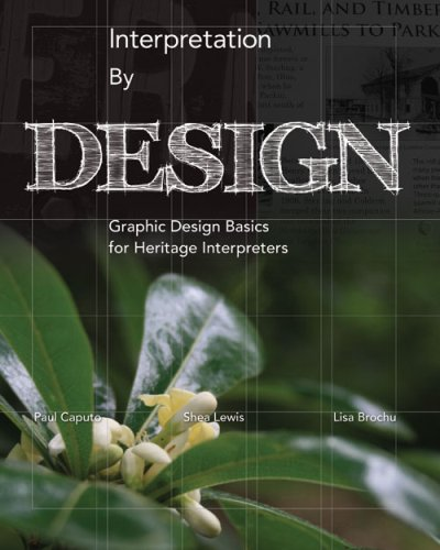 Interpretation By Design: Graphic Design Basics for Heritage Interpreters