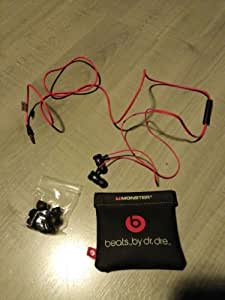 HTC Auriculares internos Monster Urbeats by dr.dre - negros