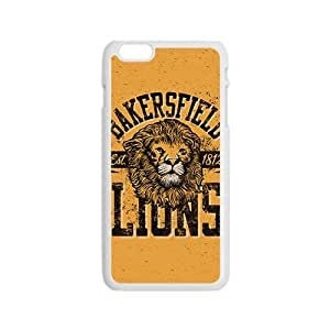Lucky Bakersfield Logos Custom Protective Hard Phone Cae For Case Cover For SamSung Galaxy S6