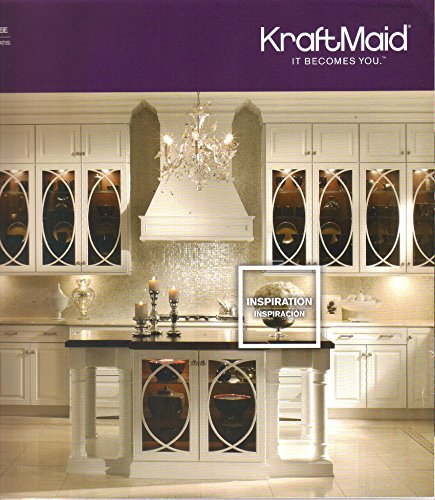 KraftMaid Kitchen and Bathroom Cabinetry, Exclusively at Lowe's, 2009 Sales Brochure Catalog