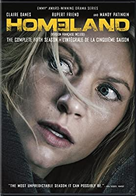 Homeland Season 5 (Bilingual)