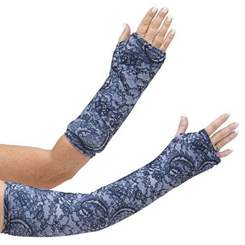 - CastCoverz! Designer Arm Cast Cover - Evening Lace - Medium Short: 11