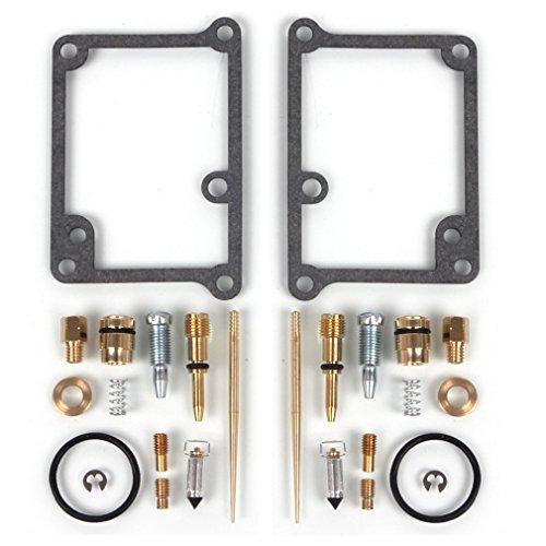 (Wingsmoto Carburetor Carb Rebuild Kit Repair Tool For Yamaha Banshee YFZ 350)