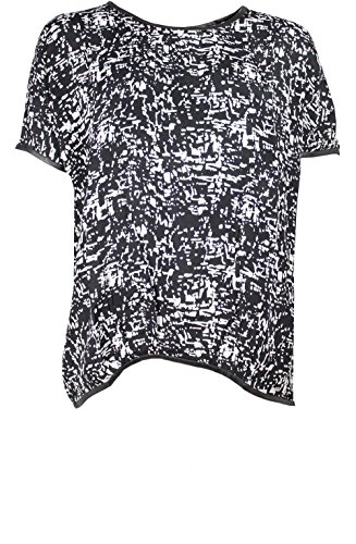 Fransa - Camisas - para mujer negro