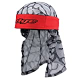 Dye Paintball Paintball Headwrap, Skinned Red