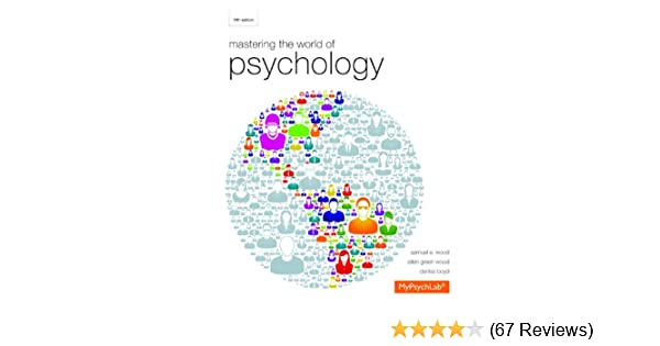 Amazon mastering the world of psychology 5th edition amazon mastering the world of psychology 5th edition standalone book 9780205968084 samuel e wood ellen green wood denise boyd books fandeluxe Gallery