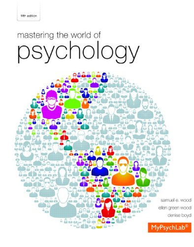 Mastering World Of Psychology Text