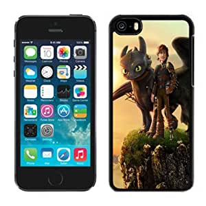 XiFu*MeiBeautiful Custom Designed Cover Case For iPhone 5C With How to Train Your Dragon 2 2014 Phone CaseXiFu*Mei