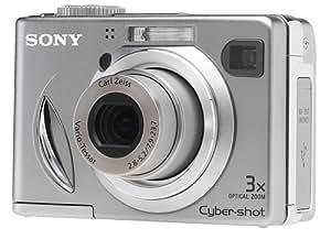 Sony  Cyber-shot DSC-W5 -  Cámara Digital Compacta 5.1 MP - Plata