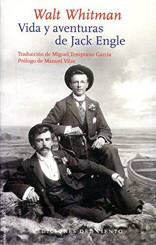 Vida y aventuras de Jack Engle: Prólogo de Manuel Vilas Viento abierto: Amazon.es: Whitman, Walt, Vilas, Manuel, Temprano, Manuel: Libros