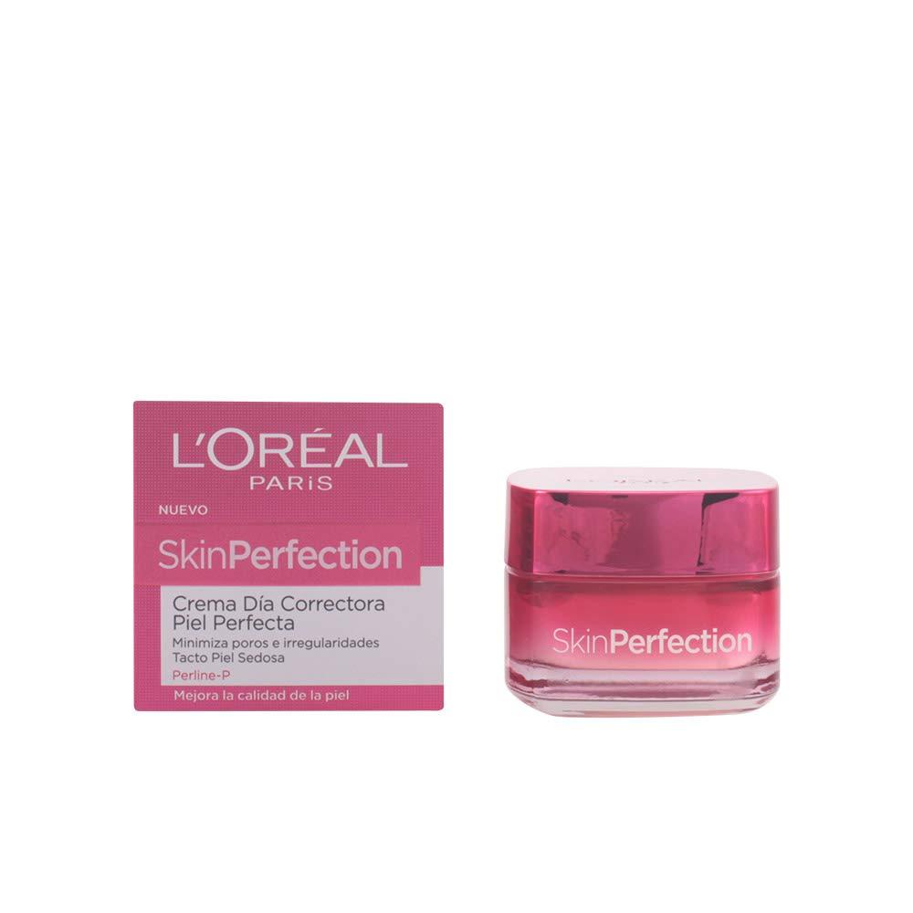 LOreal Paris Crema Hidratante Correctora Piel Perfecta Skin Perfection - 50 ml