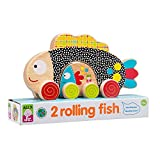 Alex by Panline USA Inc. - 2 Rolling Fish