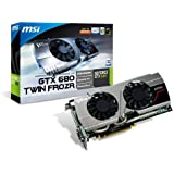 MSI N680GTX Twin Frozr 2GD5/OC GeForce GTX 680 2GB 256-bit GDDR5 PCI Express 3.0 x16 HDCP Ready SLI Support Graphics Card