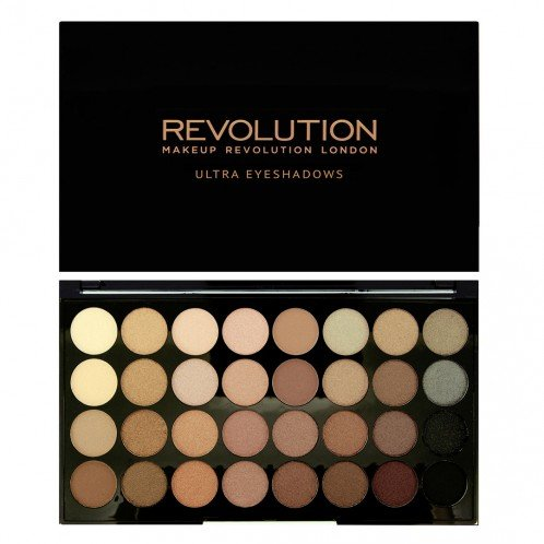 Revolution Ultra 32 Shade and Awesome 100 Eyeshadow Collecti