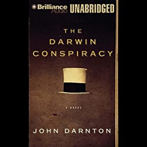 The Darwin Conspiracy Audiobook