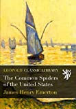 img - for The Common Spiders of the United States book / textbook / text book