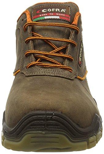 """Cofra 20020–003.w40taglia 40s3src """"DALI sicurezza scarpe, colore: marrone"""