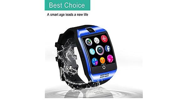 Smart Watch (Orange): Amazon.es: Electrónica