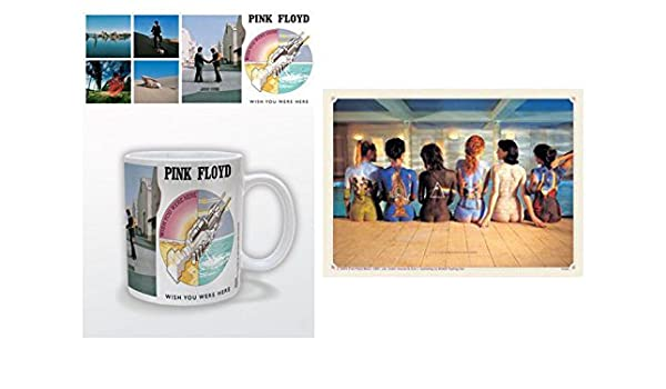 Amazon com | Set: Pink Floyd, Wish You Were Here Photo