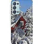 Joe Designer Printed Back Case Cover for Oppo Reno 6 Mobile (Multicolor) art91
