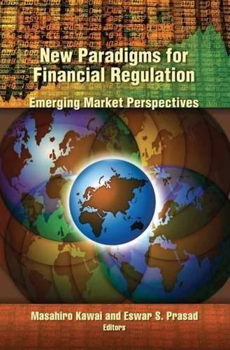 Download New Paradigms for Financial Regulation: Emerging Market Perspectives pdf epub