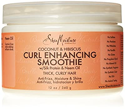 Coconut Hibiscus Curl Enhancing Smoothie by Shea Moisture
