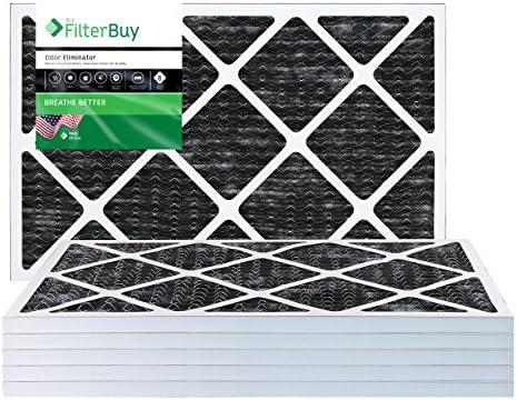 Ofenfilter/Luftfilter – Geruchsentferner MERV 8 (6 Stück), mehrfarbig, AFB12x24x1OEpk6
