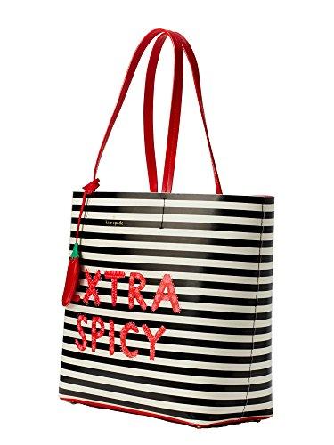 Kate Spade Extra Spicy Chili Pepper Little Len Women's Tote Handbag