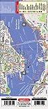 StreetSmart Hong Map by VanDam-Laminated pocket sized, city street map to Hong Kong, Kowloon & New Territories w/ attractions, sights, hotels & beaches. Bilingual Cantonese & English, 2012 Edition