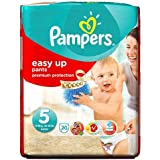 Pampers Easy Ups Size 5 Carry Pack 20 Nappies