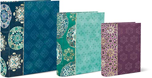 Punch Studio Book Box Set, Jewel Tones - Studio Book Punch