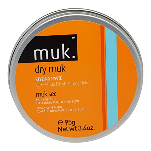 Muk Haircare - Dry Muk Strong Hold Styling - Dry Hair Paste