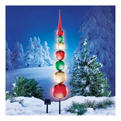 Outdoor Lighted Topiary Trees in US - 8