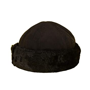 XAJGW Gorra de Pescador Sombrero de Pescador Llanura Botas de Cuero Negras Hombres Esquí de Invierno (Color : Style C): Amazon.es: Deportes y aire libre